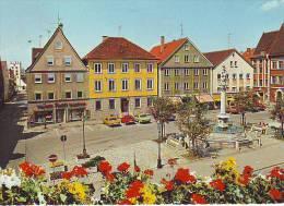 Oldtimer In Mindelheim/Schwaben - Toerisme