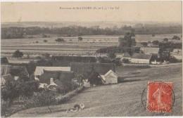 CPA 28 SAINT LUCIEN Environs Le Lieu Dit Le Val 1907 - France