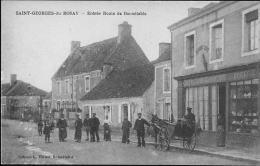 72 - SAINT GEORGES DU ROSAY - Autres Communes