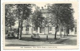 Neufchâteau. Place Charles Bergh En Justice De Paix. - Neufchâteau