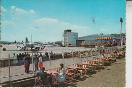 FLUGZEUGE - FLUGHAFEN / AIRPORT Hannover - Langenhagen, 60er Jahre - Aerodrome