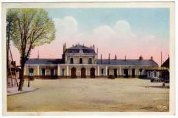 Guéret - La Gare - Guéret