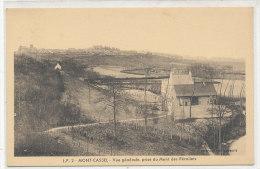 CASSEL  Vue Générale  Prise Du Mont Des Récollets - Cassel