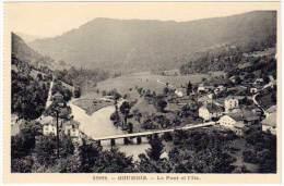 Goumois - Le Pont Et L'Ile - Autres Communes