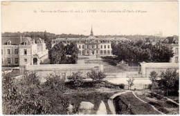 Lèves - Vue D'ensemble De L'Asile D'Aligres - France