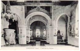 Serquigny - Intérieur De L'Eglise - Serquigny