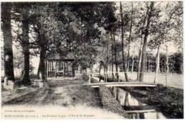 Pontgouin - Le Plaisant Logis - L'Ile Et Le Kiosque - France