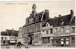 La Loupe - Hôtel De Ville - France