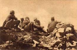 BOSNIE - SARAJEVO - U Borbi Za Oslibodjenje - Guerre 1914/18 -   Scène  (57359) - Bosnie-Herzegovine