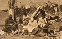 BOSNIE - SARAJEVO - U Borbi Za Oslibodjenje - Guerre 1914/18 -  Soldats (Scène)     (57362) - Bosnie-Herzegovine
