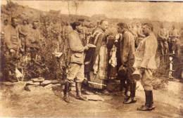BOSNIE - SARAJEVO - U Borbi Za Oslibodjenje - Guerre 1914/18 -  Pretre Et Soldats   (57369) - Bosnie-Herzegovine