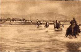 BOSNIE - SARAJEVO - U Borbi Za Oslibodjenje - Guerre 1914/18 - Soldats Et Fleuve    (57370) - Bosnie-Herzegovine