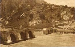 BOSNIE - SARAJEVO - U Borbi Za Oslibodjenje - Guerre 1914/18 - Pont Détruit    (57374) - Bosnie-Herzegovine