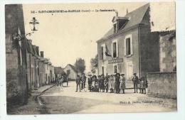 36 - SAINT-CHRISTOPHE-EN-BAZELLE - GENDARMERIE - Other Municipalities