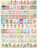 Belgie - Belgique - Z-1121 - 100  Zegels-timbres -  0,40 Euro - Collections