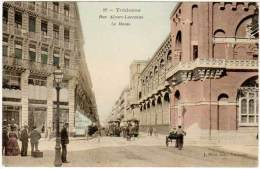 Toulouse - Rue Alsace-Lorraine - Le Musée (tramway) - Toulouse