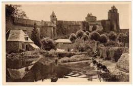 Fougères, Tour Du Guet, ... (lavoir, Lavandières) - Fougeres