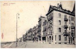 AK Belgien: Heyst - La Digui E. - Gel. 29.8.1905 - Belgique