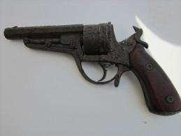 Revolver Gallan - Armes Neutralisées