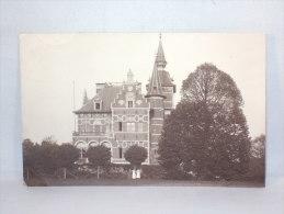 Carte Photo. Peeraer. Oostmalle. Château à Localiser. - Luoghi