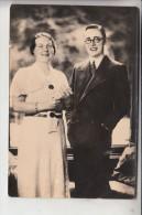 MONARCHIE - NIEDERLANDE - Verlobung JJULIANA - BERNHARD, 8.Sep. 1936 - Koninklijke Families