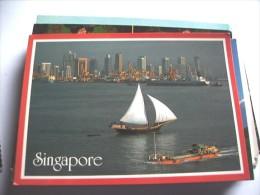 Azië Asia Singapore Panorama - Singapore