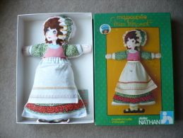Ma Poupee - Miss Petticoat - Nathan - Dans Sa Boite Origine - Collection - Autres Collections