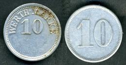 Germania - Gettone 10 Werth-Marke  - Rif. Ba347 - Alemania
