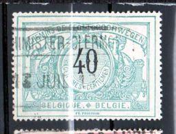 CF 20 Oblitération THIMISTER - CLERMONT - 1895-1913