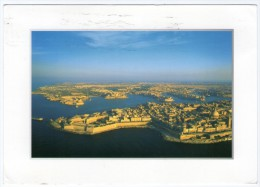 MALTA-THE MALTESE ISLANDS VALLETTA & 3 CITIES / THEMATIC STAMP-LIGHTHOUSE - Malta