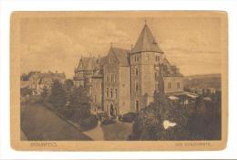 I382 Braunfels - Das Schlosshotel / Non Viaggiata - Germania