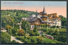 Switzerland Zurich Waldhaus Dolder - ZH Zurich