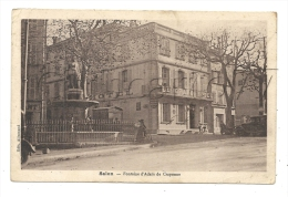 Salon-de-provence (13) :Le Grand Hôtel Près De La Fontaine De Craponne En 1932 (animé). - Salon De Provence
