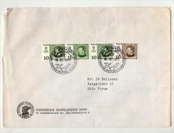 Groenland Y&t N° 72.73 Année 1973 (808) - Grönland
