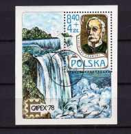 Pologne Y& T N°77 Oblitérés(457) - Blocks & Sheetlets & Panes