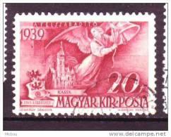 Hongrie, Hungary, église, Cloche, Ange, Angel, Church, Bell - Christendom