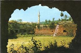 Postcard, Romania, Ada-Kaleh Island , Mosque, 1988 Replica After A Postcard From 1968 - Romania