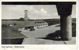 CPSM SCHLEIDEN (Allemagne-Rhénanie Du Nord Westphalie) - Ordensburg Vogelsang : Haupteingang - Schleiden