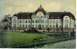 CPA BYDGOSZCZ Ex BROMBERG (Pologne) - Landwirtschaftliche Hochschule - Poland
