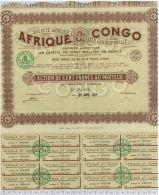 AFRIQUE Et CONGO - Afrique