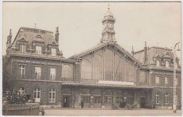 17247g HUY - La GARE - Carte Mère - Editeur Tobiansky +/- 1926 - Hoei