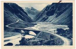 Route De La Bérarde, Le Plan Du Lac, Le Vénéon Et Les Fétoules - France
