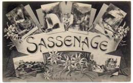 Sassenage - Multivues - Sassenage