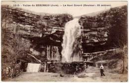 Vallée Du Hérisson - Le Saut Girard - France