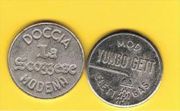FICHAS - MEDALLAS // Token - Medal -  DOCCIA MODENA EMPRESA DE DUCHAS - Professionali/Di Società