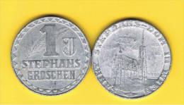 FICHAS - MEDALLAS // Token - Medal - AUSTRIA Catedral San Esteban - Monétaires / De Nécessité