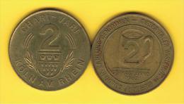 FICHAS - MEDALLAS // Token - Medal - CHARI VARI - KOLND AND RHEIN - Moneda Fiesta Cerveza - Allemagne