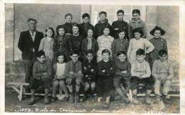 ECOLE De CHERUEICK  1942 (Cherrueix? ) - Francia
