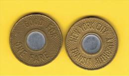 FICHAS - MEDALLAS // Token - Medal - New York City Transit Authority BIMETAL - Monétaires/De Nécessité