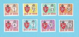 ILE DE MAN MAN TAXE 1975 / MLH* / CK 456 - Isola Di Man